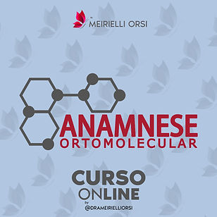 Curso Anamnese Ortomolecular