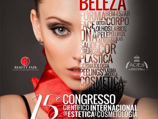 Convido vocês para o Congresso Beauty Fair !