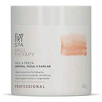 Argila Preta Facial e Corporal Spa Therapy Flér 400g