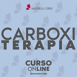 Curso Carboxiterapia