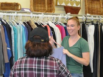 Summer Intern in the Boutique