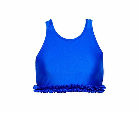 Patty-lou top | blu