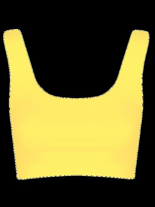 Sophia top | lemon
