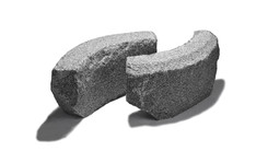 Curved Curbstone