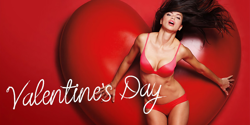 """""""Iekustini Valentīndienu"""" divu dienu intensīvs Jutekliskā plastika"""