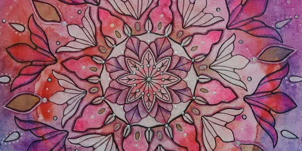 Gleznošanas meistarklase - Atplauksti radošumā. KRĀSAS, KRĀSU ROTAĻAS DABĀ