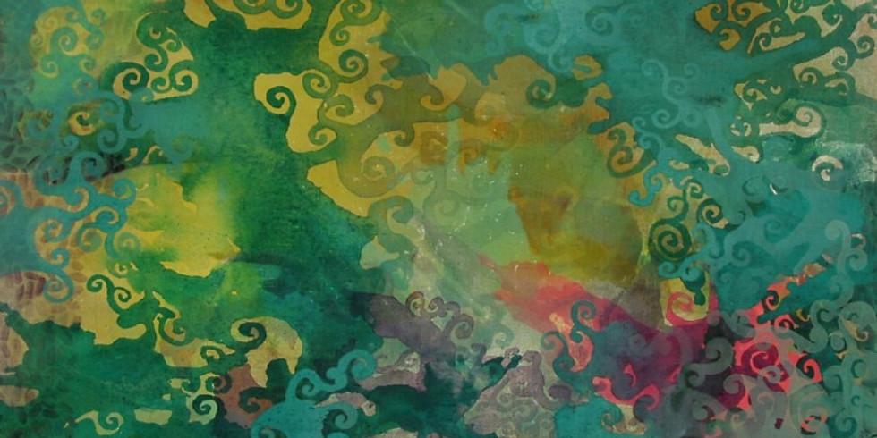 Gleznošanas meistarklase - Atplauksti radošumā. IERAUGI SEVI