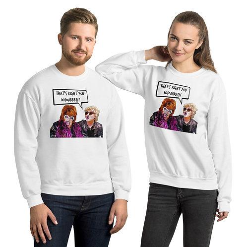 WHOARRR!!! Sweatshirt