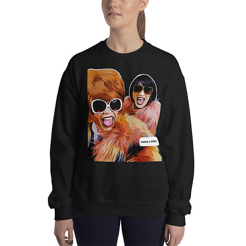 Whairy Whores Unisex Sweatshirt