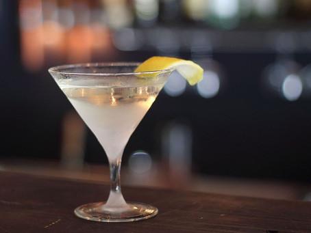 Dry Martini