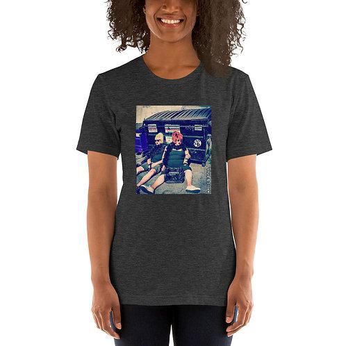 Dumpster Fire Realness Unisex T-Shirt