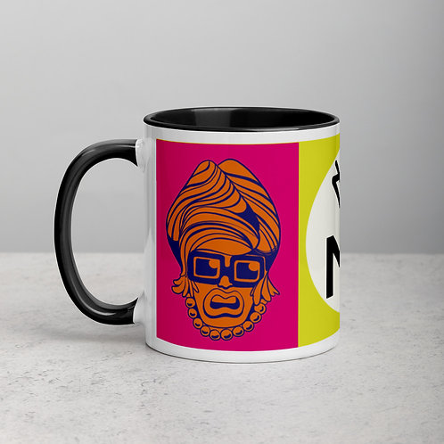 Whoar-Hol Mug with Color Inside