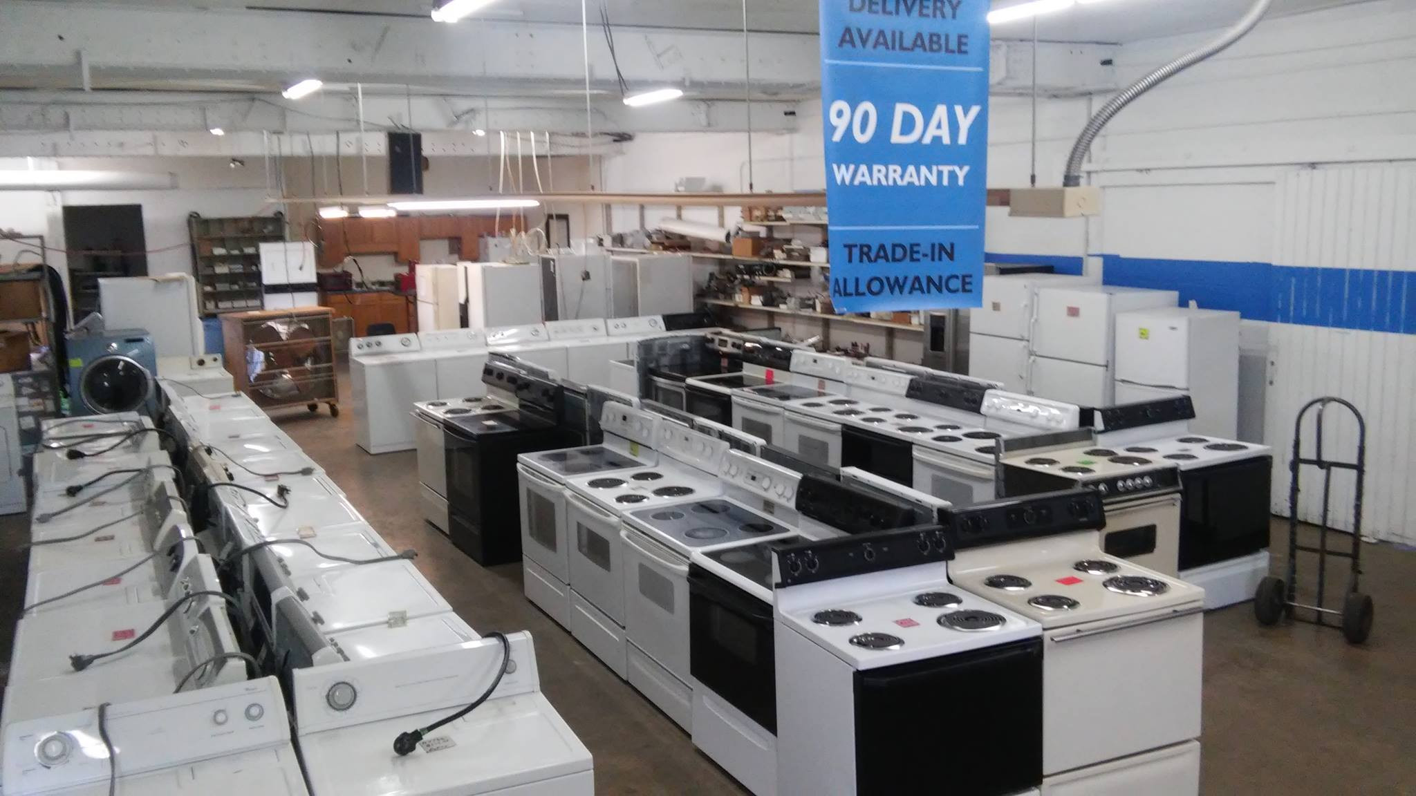Quality Pre Owned Appliances Knoxville Tn
