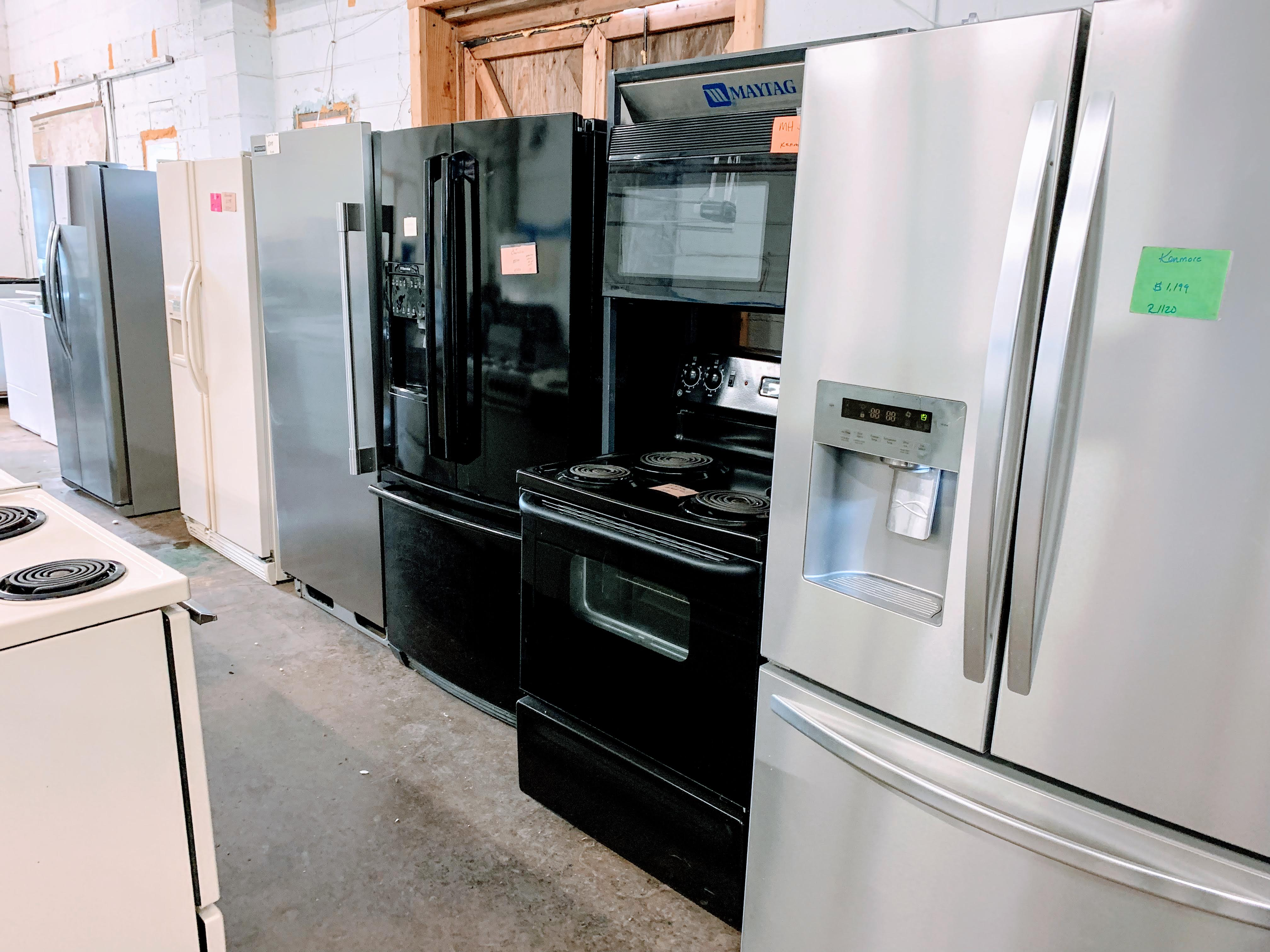 Quality Pre-Owned Appliances | Knoxville, TN