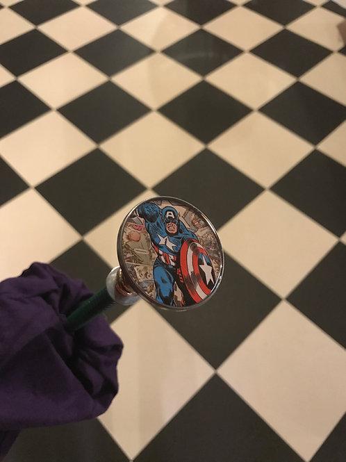 Avengers Custon Pinball Shooter Rod