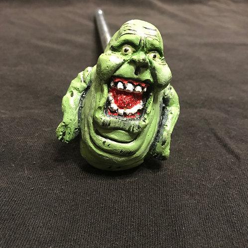 Ghost Busters custom pinball shooter rod