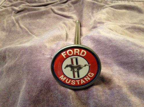 Mustang custom pinball shooter rod