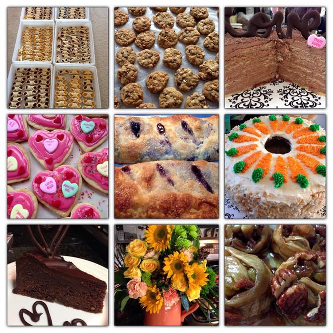 The Marathon bake week is over!!