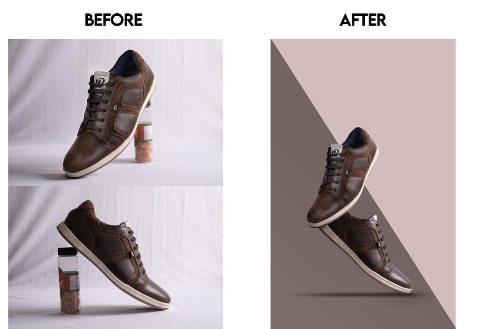 Shoes Retouching