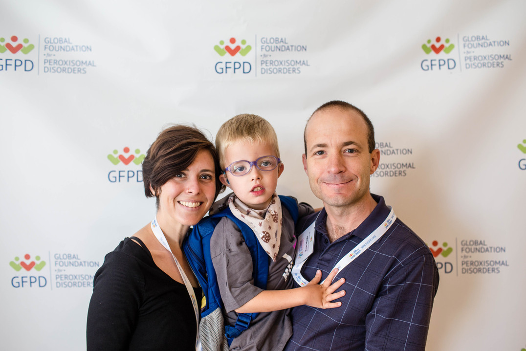 The Global Foundation for Peroxisomal Disorders (GFPD)