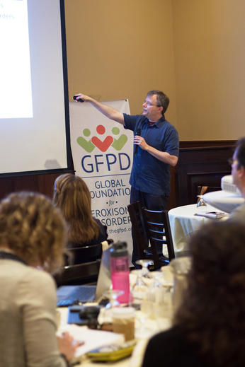 the Global Foundation for Peroxisomal Disorders | Dr Joseph Hacia