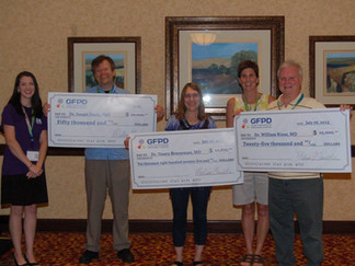 GFPD Awards Four Grants