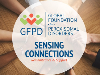 """GFPD """"Sensing Connections"""" Grief Support Group 