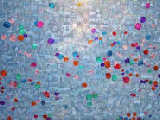 Dr. Joseph Hacia Creates Mosaic for GFPD Kids