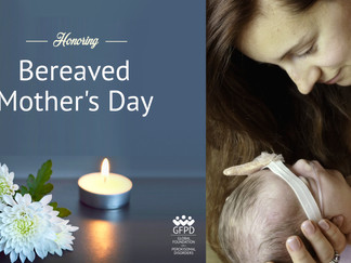 Honoring Our Bereaved Mothers