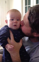 Texas Parents Calm Baby with Kisses Before Learning He's Blind: 'We Didn't Know What Was Wrong'