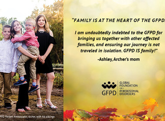 Family is at the heart of the GFPD