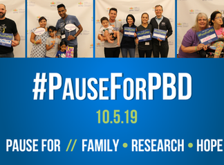 PAUSE for PBD 2019! #PauseforPBD