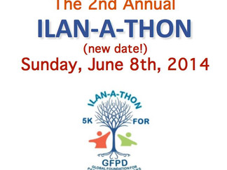 Save the Date: 2nd Annual Ilan-a-thon 5k in Baltimore, MD