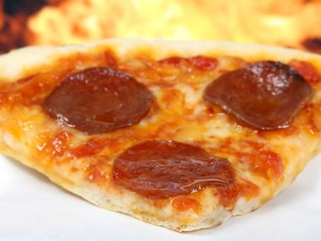 Koop hier je pizza!