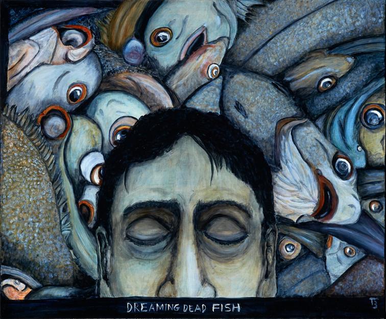 Dreaming dead fish