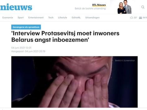 RTL Nieuws: hoe propaganda werkt in Belarus