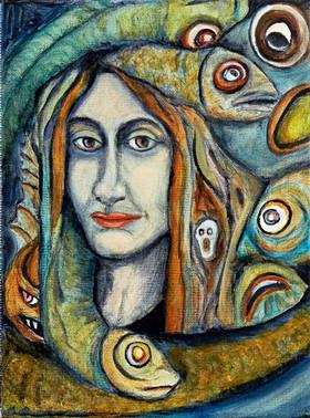 Mona Lisa, a remake