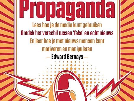 Boek 'Propaganda' vertaald: in 2019 even actueel als in 1928