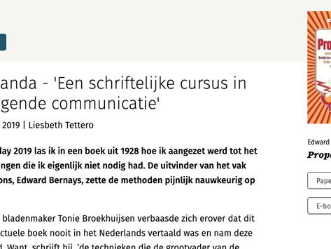 Managementboek.nl: een schriftelijke cursus overtuigende communicatie