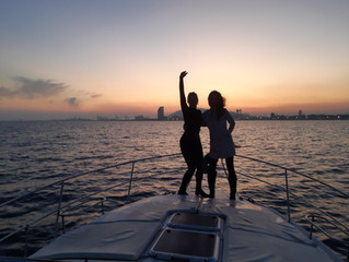 When is best for a boat trip?