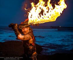 Captain FireCat Yarrrr!
