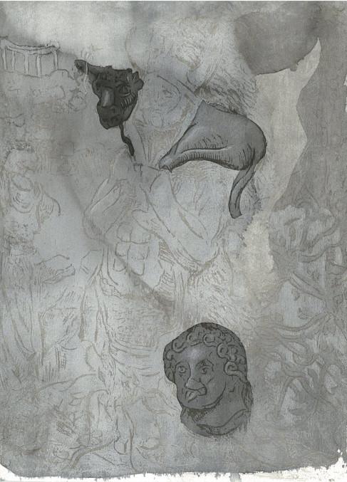 Medusa and Bull