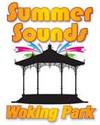 Summer Sounds at the Bandstand in Woking