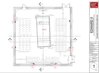 Sound System Ground Plan