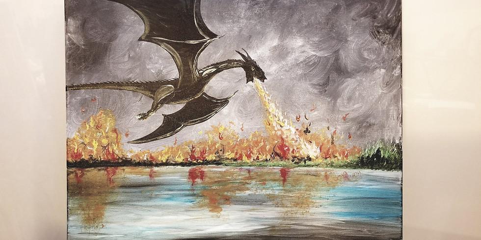 Shotski's GoT Dragons!