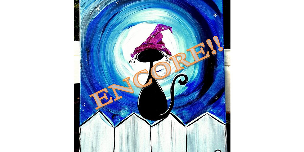 Kids Paint Free at Shotski's ENCORE EVENT!