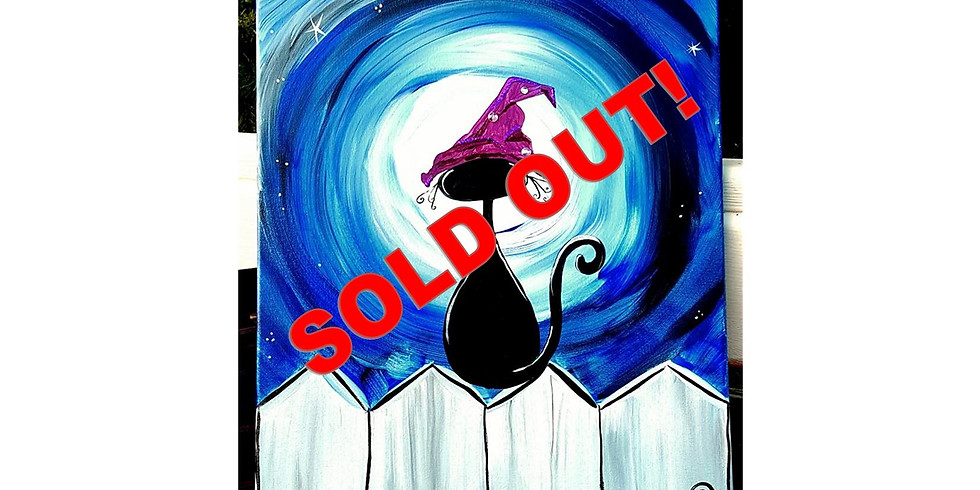 Carousel~kids paint free!*   SOLD OUT