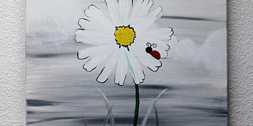 Carousel~ kids paint free!