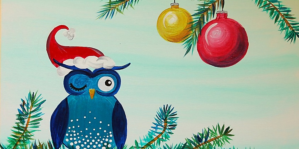 Kids Paint Free at Shotski's-Owl be home...