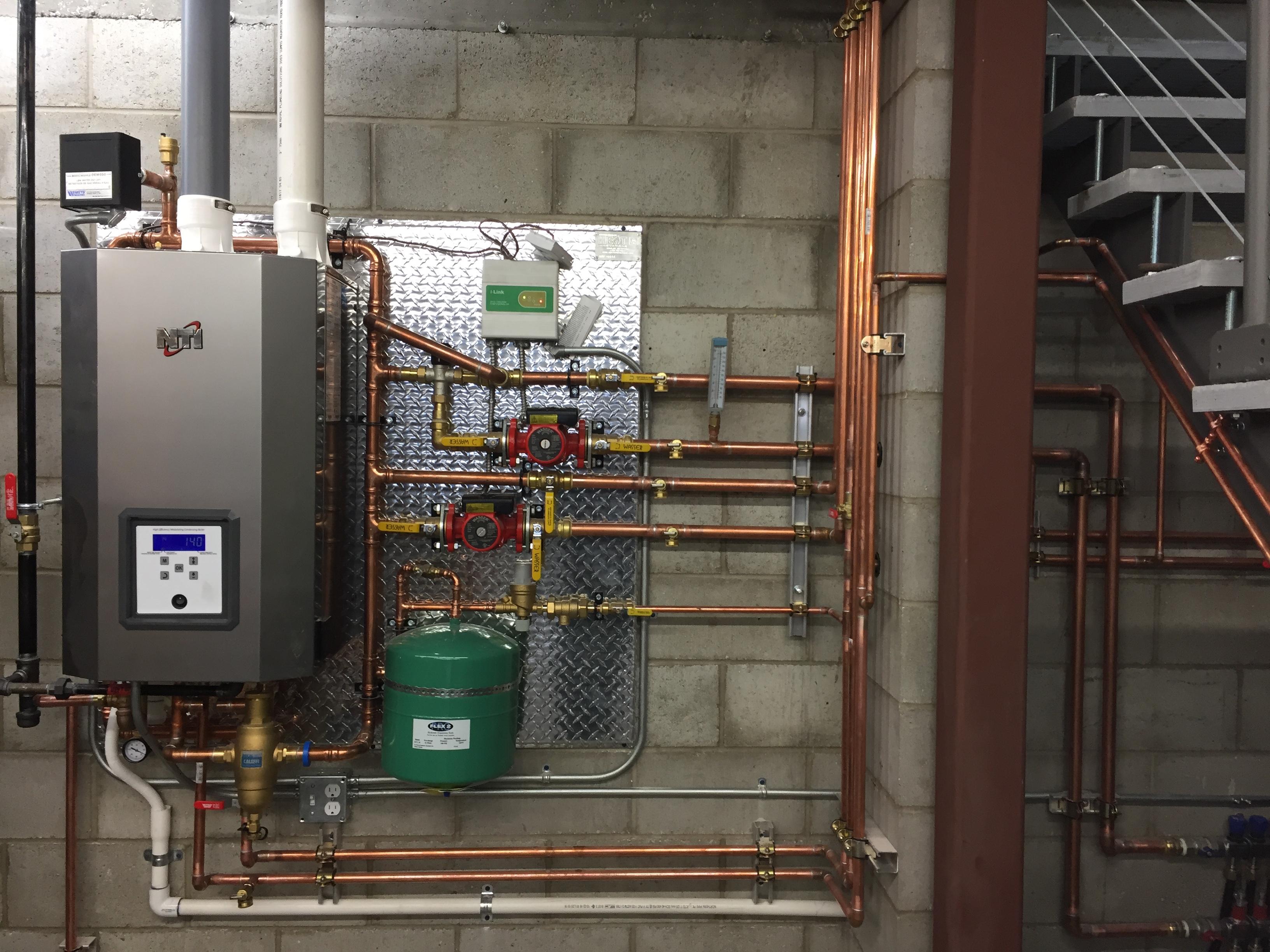 Boiler Conversion
